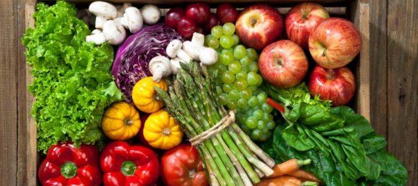 Verduras en dieta dukande