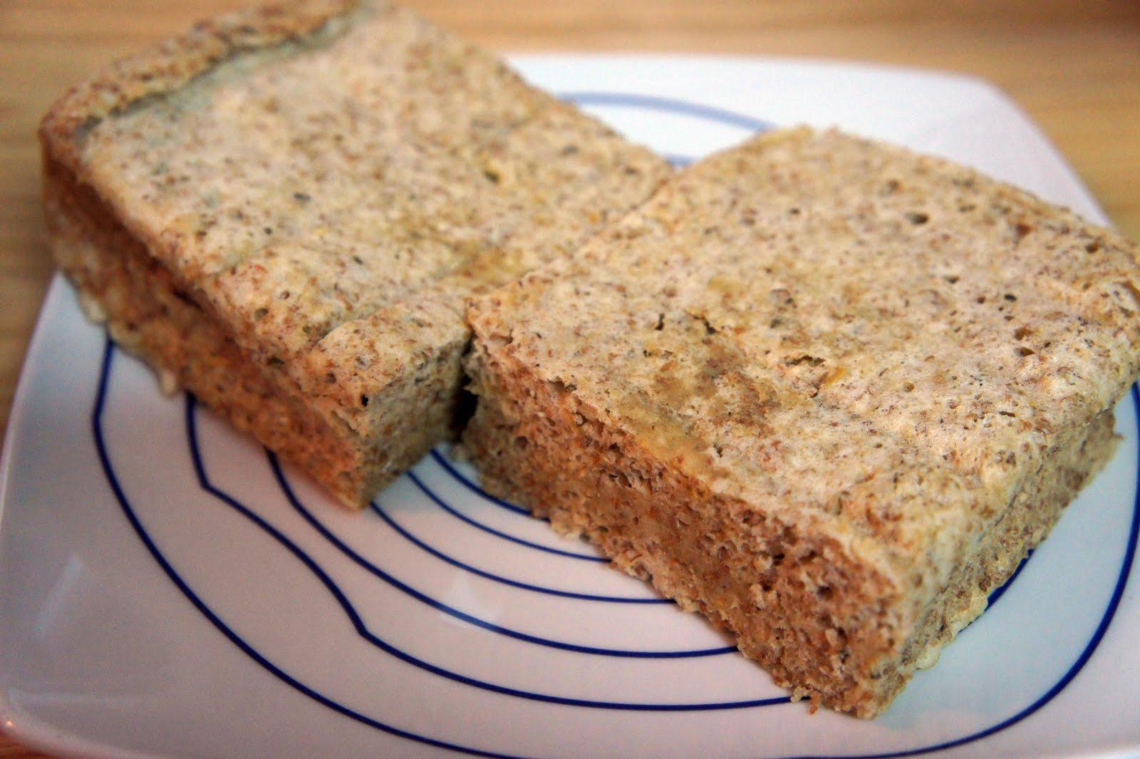 Como hacer pan dieta dukana