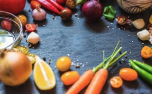 Verduras a la plancha para la dieta dukan