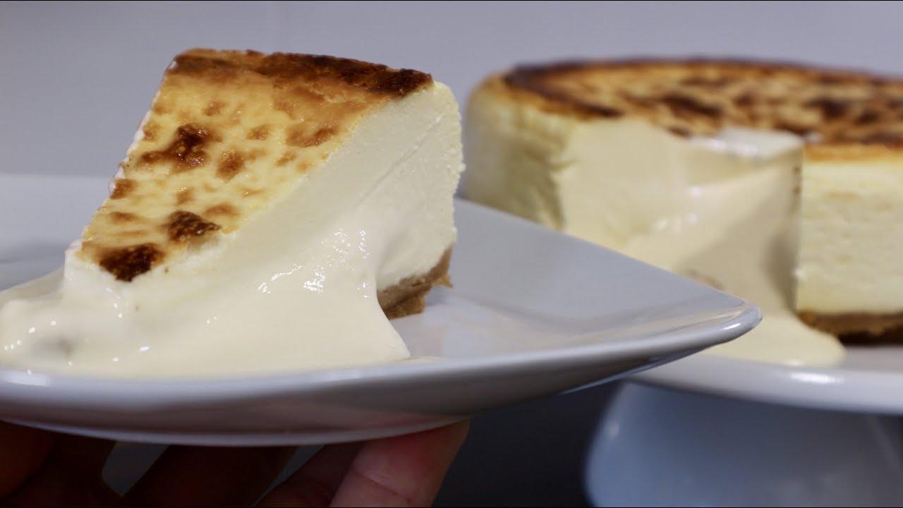 Tarta de queso (Dieta Dukan fase Ataque)